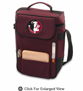 Picnic Time Duet Embroidered - Burgundy Florida State Seminoles