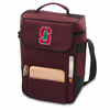 Picnic Time Duet Embroidered - Burgundy Stanford University Cardinal