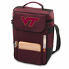 Picnic Time Duet Embroidered - Burgundy Virginia Tech Hokies