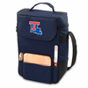 Picnic Time Duet Embroidered - Navy Blue Louisiana Tech Bulldogs
