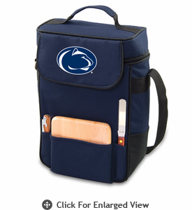 Picnic Time Duet Embroidered - Navy Blue Penn State Nittany Lions
