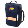 Picnic Time Duet Embroidered - Navy Blue University of Kansas Jayhawks