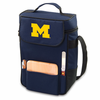 Picnic Time Duet Embroidered - Navy Blue University of Michigan Wolverines