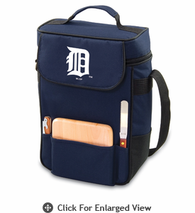 Picnic Time Duet - Navy Blue Detroit Tigers