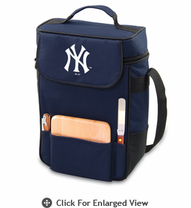 Picnic Time Duet - Navy Blue New York Yankees