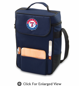 Picnic Time Duet - Navy Blue Texas Rangers