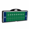 Picnic Time Football Picnic Table - Black University of Connecticut Huskies