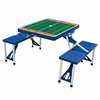 Picnic Time Football Picnic Table Boise State Broncos