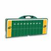 Picnic Time Football Picnic Table - Green Baylor University Bears