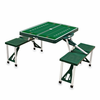 Picnic Time Football Picnic Table Marshall University