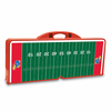 Picnic Time Football Picnic Table - Red University of Kansas Jayhawks