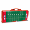 Picnic Time Football Picnic Table - Red University of Mississippi Rebels