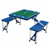 Picnic Time Football Picnic Table University of Kentucky Wildcats