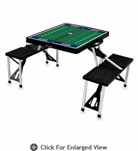 Picnic Time Football Picnic Table University of Pittsburgh Panthers