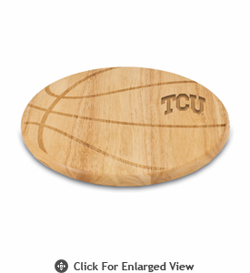 Picnic Time Free Throw TCU Horned Frogs
