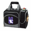 Picnic Time Malibu Digital Print - Black Northwestern University Wildcats