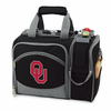 Picnic Time Malibu Digital Print - Black University of Oklahoma Sooners