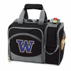 Picnic Time Malibu Digital Print - Black University of Washington Huskies