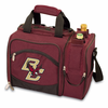 Picnic Time Malibu Digital Print - Burgundy Boston College Eagles