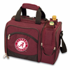Picnic Time Malibu Digital Print - Burgundy University of Alabama CrimsonTide