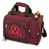 Picnic Time Malibu Digital Print - Burgundy University of Minnesota Golden Gophers
