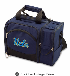 Picnic Time Malibu Digital Print - Navy Blue UCLA Bruins