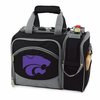 Picnic Time Malibu Embroidered - Black Kansas State Wildcats