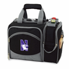 Picnic Time Malibu Embroidered - Black Northwestern University Wildcats
