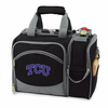 Picnic Time Malibu Embroidered - Black TCU Horned Frogs