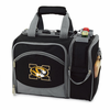 Picnic Time Malibu Embroidered - Black University of Missouri Tigers
