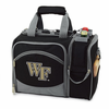 Picnic Time Malibu Embroidered - Black Wake Forest Demon Deacons