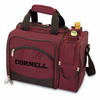 Picnic Time Malibu Embroidered - Burgundy Cornell University Bears Big Red