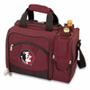 Picnic Time Malibu Embroidered - Burgundy Florida State Seminoles