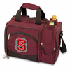 Picnic Time Malibu Embroidered - Burgundy North Carolina State Wolfpack