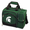 Picnic Time Malibu Embroidered - Hunter Green Michigan State Spartans