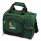 Picnic Time Malibu Embroidered - Hunter Green University of Miami Hurricanes