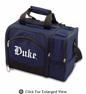 Picnic Time Malibu Embroidered - Navy Blue Duke University Blue Devils