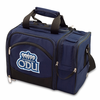 Picnic Time Malibu Embroidered - Navy Blue Old Dominion Monarchs