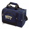 Picnic Time Malibu Embroidered - Navy Blue University of Pittsburgh Panthers