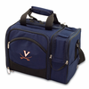 Picnic Time Malibu Embroidered - Navy Blue University of Virginia Cavaliers