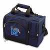 Picnic Time Malibu Embroidered - Navy University of Memphis Tigers