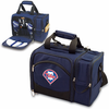 Picnic Time Malibu - Navy Blue Philadelphia Phillies