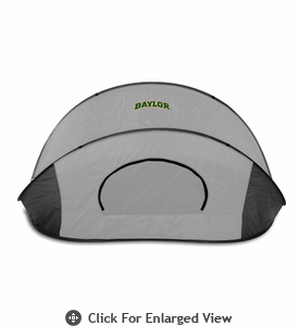 Picnic Time Manta - Black/Gray Baylor University Bears