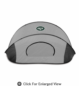 Picnic Time Manta - Black/Gray New York Jets