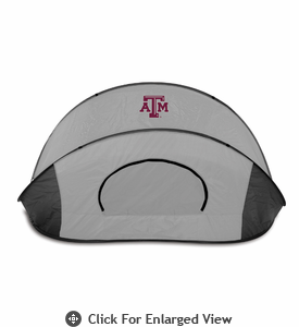 Picnic Time Manta - Black/Gray Texas A&M University Aggies