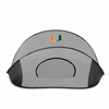 Picnic Time Manta - Black/Gray University of Miami Hurricanes
