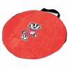 Picnic Time Manta - Black/Gray University of Wisconsin Badgers