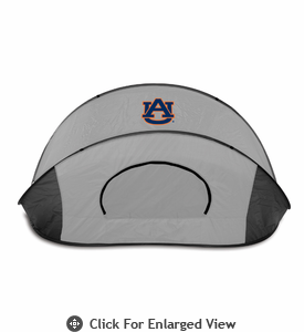 Picnic Time Manta - Grey/Black Auburn University Tigers