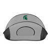 Picnic Time Manta - Grey/Black Michigan State University Spartans