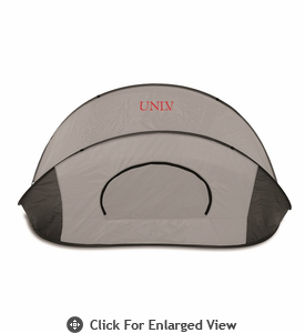 Picnic Time Manta - Grey/Black University of Nevada Las Vegas Rebels